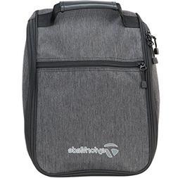TaylorMade Golf 2018 Mens Classic Shoe Bag / Tote Bag Grey/B