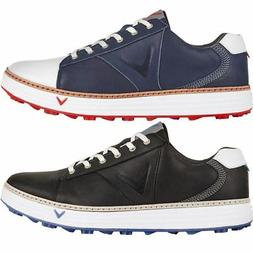 Callaway Golf 2018 Mens Del Mar Series Retro Spikeless Golf