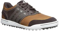 adidas Men's Adicross III, Tan Brown/Scout Metallic/Tour Whi