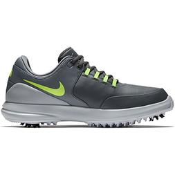 Nike Men's Golf Air Zoom Accurate Shoes, Dark Grey/Volt-Cool