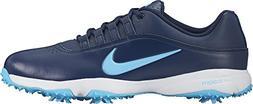 Nike Golf Air Zoom Rival 5 Golf Shoe, Midnight Navy/Vivid Sk