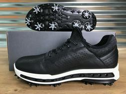 ECCO Golf Cool 18 GTX Gore-Tex Golf Shoes Black White SZ