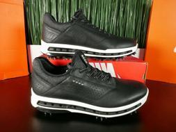 ECCO Golf Cool 18 GTX Gore-Tex Golf Shoes Black 130114 01001