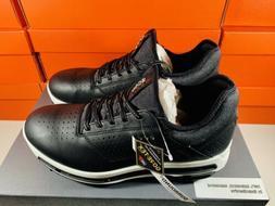 Ecco Golf Cool 18 GTX Gore-Tex Golf Shoes Black White Men's