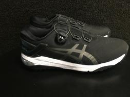 Asics Golf DUO Boa Black / Gunmetal Size 10.5