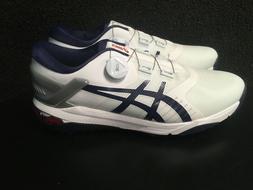 Asics Golf DUO Boa Peacoat / Pure Silver Size 11