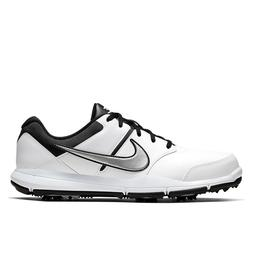 NIKE GOLF DURASPORT 4 Mens Golfing Shoes Cleats Spikes - Whi