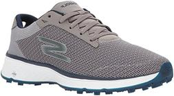 Skechers Golf Men's Go Golf Fairway Golf Shoe, Gray/Navy Mes