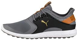 Puma Golf Men's Ignite Pwrsport Golf Shoe, Quiet Shade/Team
