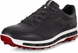 Ecco Golf Mens Cool Pro Leather Gore-Tex Surround Size 44 10