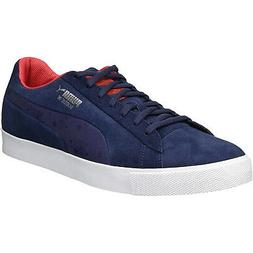 Puma Golf Mens Suede G Ryder Cup Edition Team Spikeless Golf