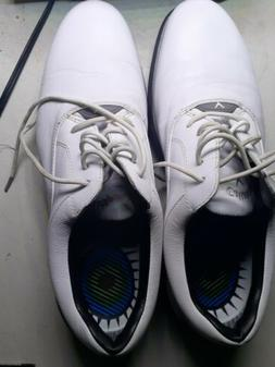 Callaway golf shoes 12. White. Good shape.
