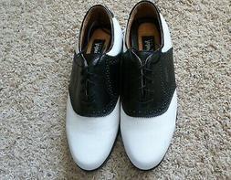 Ashworth Golf Shoes - 9 Wide Saddle..NWOT