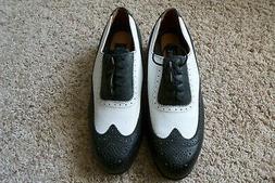 Ashworth Golf Shoes - 9 Wide..Wingtip.. NWOT