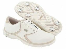 Crocs golf shoes Bite Cirrus Inspire white sz 7 Med NEW