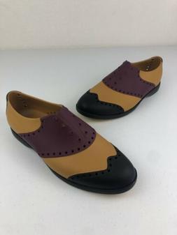 Biion Golf Shoes Footwear Size  US M10  Euro 43 Wingtip Mult