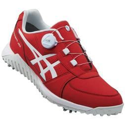 ASICS Golf Shoes GEL-PRESHOT BOA Soft Spike Wide 1113A003 Re