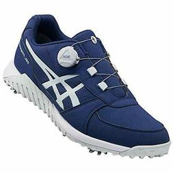ASICS Golf Shoes GEL-PRESHOT BOA Soft Spike Wide 1113A003 Na