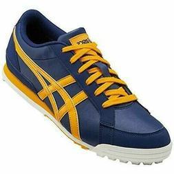 ASICS Golf Shoes GEL PRESHOT CLASSIC 3 Wide 1113A009 Navy Ye