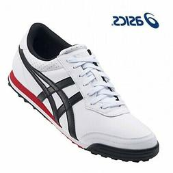 Asics Golf Shoes GEL PRESHOT CLASSIC2 TGN915 White Black SHO