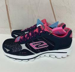 Skechers Golf Shoes Go Walk Lynx Navy/Hot Pink Women's Siz