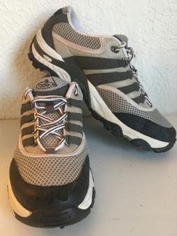 Golf Shoes Men's 9.5 Bite Brand Grey Black Soft Spikes Use