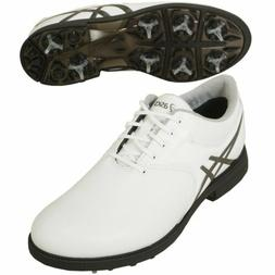 ASICS Golf Shoes TGN918 Gel Ace Legend Master 2 White Gun Me