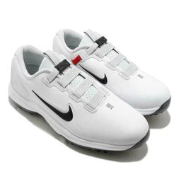 Nike Golf Shoes Tiger Woods TW71 Fast Fit White Black CD6300