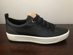 ECCO Golf Soft Hydromax Hybrid Men's Golf Shoes Black Size