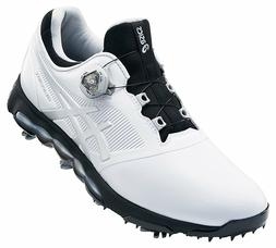 ASICS Golf Soft Spike Shoes GEL-ACE PRO X TGN922 White Silve