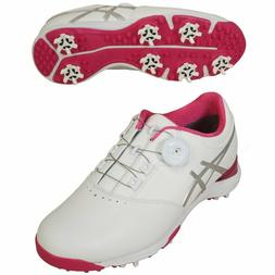 ASICS Golf Spike Ladies Shoes GEL-ACE THEA3 BOA TGN917 White