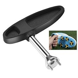 Shuzhu Golf Shoes Spike Wrench Stainless Steel Intech Cleats