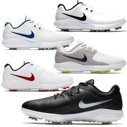 NIKE GOLF VAPOR PRO Mens Golfing Shoes Cleats Spikes White B