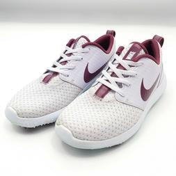 Nike Golf Women's 7 Roche G Golf Shoes Barely Grape Villain