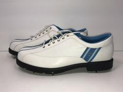 CALLAWAY GOLF WOMEN SPORT NEWPORT W349 BLUE/ WHITE SHOES SIZ