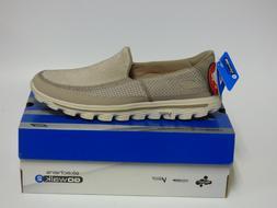 Skechers GoWalk 2 Men's #53590 Stone Golf Shoes  - New in Bo