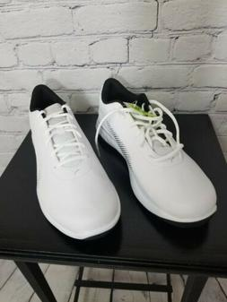 Puma Grip Fusion Tech Golf Shoes  Size 12 New Water Proof Wh