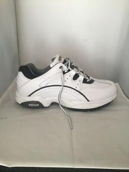 """Footjoy """"Hydrolite""""  Men's White/Black Golf Shoes Size 1"""