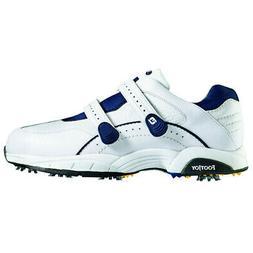 Footjoy Hydrolite Velcro Golf Shoes White - Choose Size & Wi