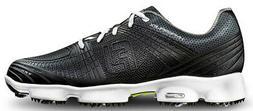 Footjoy Hyperflex Ii Golf Shoes Black - Choose Size & Width