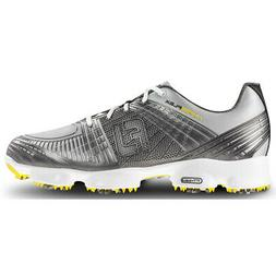 Footjoy Hyperflex II Golf Shoes Silver - Choose Size & Width