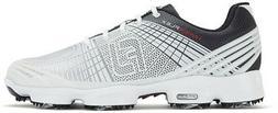 FootJoy Hyperflex II Golf Shoes White/Black 12 Medium