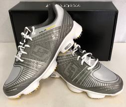FootJoy Hyperflex II Mens Golf Shoes -Silver - #51036 -  New
