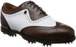 FootJoy  Men's Icon Black Closeout Golf Shoes - 9.5 D US