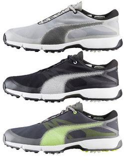 Puma Ignite Drive Sport Golf Shoes Waterproof Men's New - Ch