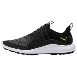 PUMA IGNITE NXT SOLELACE Spikeless Golf Shoes - Black/Team G