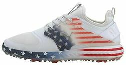 Puma Ignite Pwradapt Caged 2020 Men's Golf Shoes Stars & Str