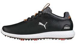 Puma Ignite Pwradapt Junior Golf Shoes 190584-02 Black/Black