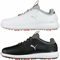 Puma Ignite PWRADAPT Leather Golf Shoes 190581 New 2018 - Ch