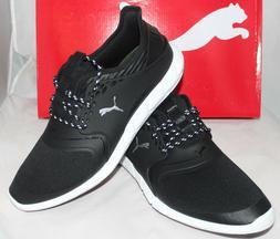Puma Ignite PWRSPORT Mens Spikeless Golf Shoes - Puma Black